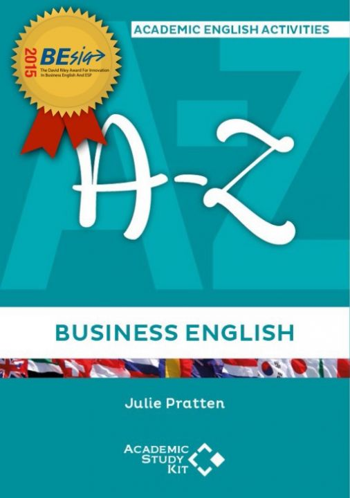 "Book Review: ""A-Z of Business Activities"" by Julie Pratten"